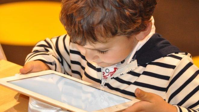 Dziecko w sieci