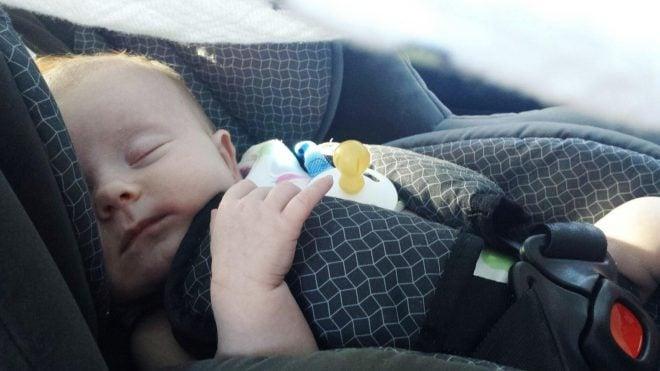 Bezpieczeństwo w czasie podróży z dzieckiem