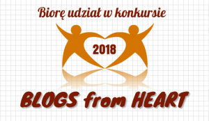 BLOGS FROM HEART - KONKURS!